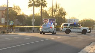 Woman hit and killed while crossing Phoenix street