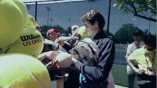 Wilson US Open Tennis Balls x 4 video