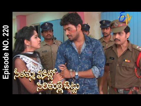 Seethamma-Vakitlo-Sirimalle-Chettu--19th-May-2016-–-Full-Episode-No-220