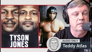 Ive Been To Tyson Exhibitions. They Didnt End Well For The Other Guy Teddy Atlas, TYSON V JONES