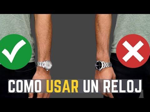 5 Reglas De Reloj Que Todos Los Hombres Deben Seguir | Detente Si Usas Tu Reloj Incorrectamente