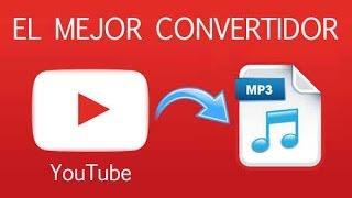 Convertidor mp3 rapido