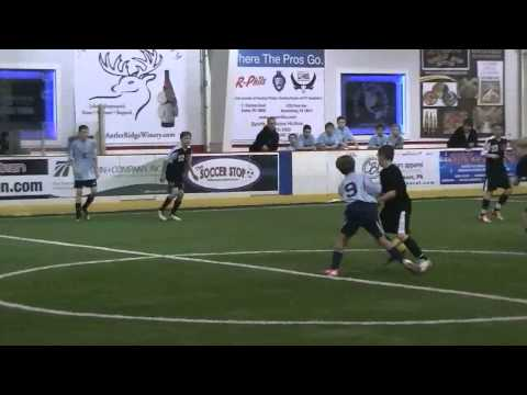 FC Blazers Indoor Game 2 Best Plays
