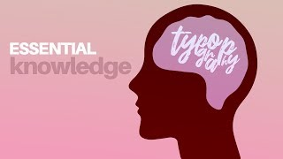 The Key To MASTERING Typography | Typography Psychology