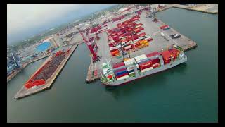 Dji fpv just practicing dives and freestyle in South Florida Spots Like the Cruise Ship Port