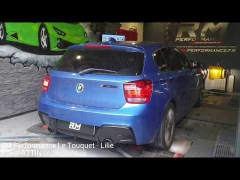 BMW M135I F20 326hp 2015 @ 427hp Prepa by RM Performance