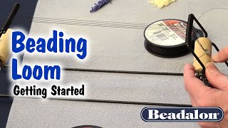 Beading Loom - Getting Started