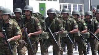 Desfile cívico marca os 43 anos da Zona Noroeste de Santos