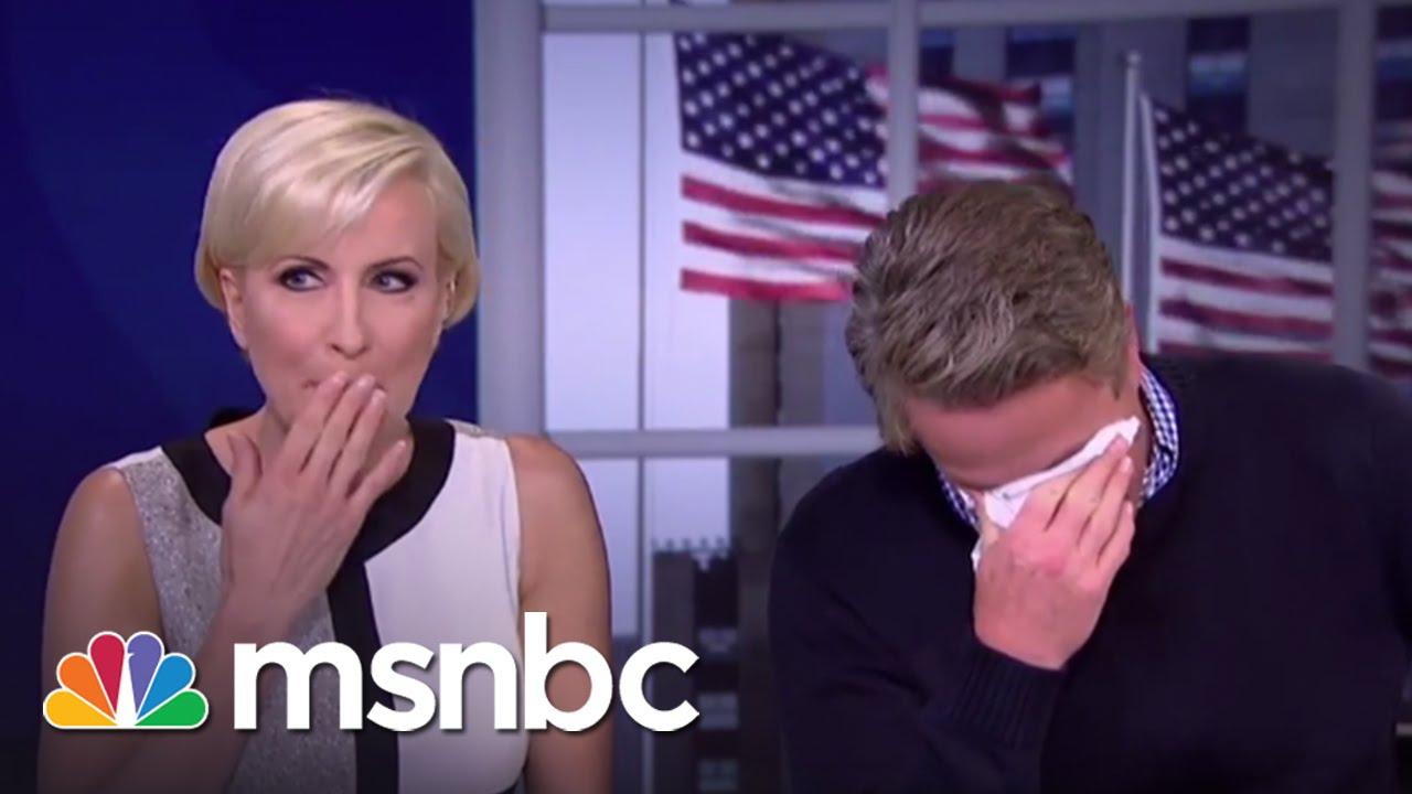 Mika Gets Adult Braces, Morning Joe Reacts | Morning Joe | MSNBC thumbnail