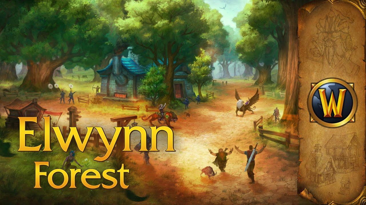 World of Warcraft - Music & Ambience - Elwynn Forest