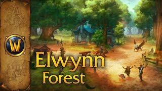 World of Warcraft - Music & Ambience - Elwynn Forest