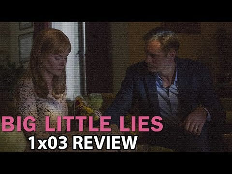 Big Little Lies Season 1 Episode 3 'Living the Dream' Review