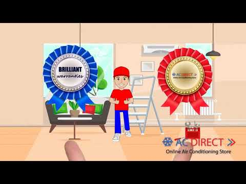 Why AC Direct Online Air Conditioning Store