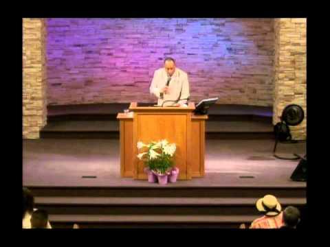 "Apostolic Preaching- Dr. Gerald Jeffers- ""Yoked up with God."""