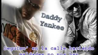 Daddy Yankee ft Hector 'El Father' - Tensión letra subtitulado