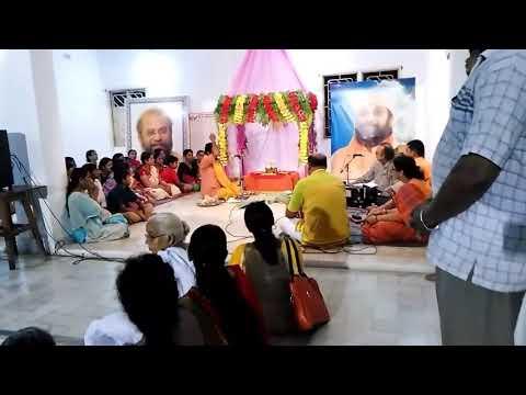 anmasthami Puja @Swami Debananda Ashram