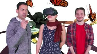 Google Research and Daydream Labs: Headset Removal