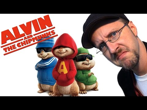 Download Alvin and the Chipmunks - Nostalgia Critic HD Mp4 3GP Video and MP3