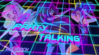 Party Talking | Music Video | LoliRock