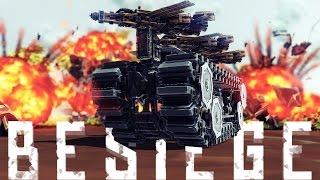 [Besiege]AUTOMATIC ATTACKER CARRIER