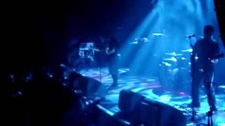 Bayside - Roshambo (live@Melkweg feb. 9th 2011)