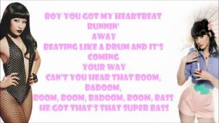 Nicki Minaj & Katy Perry - Super Teenage Dream