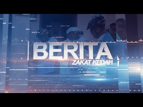 BERITA ZAKAT KEDAH 24/01/2019