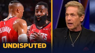 Rockets showed encouraging signs in loss to Milwaukee — Skip Bayless | NBA | UNDISPUTED