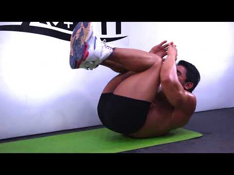 Cocoons, Tutorial, Exercise Video, Workout, SEXioFIT