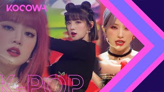 (G)I-DLE - Hwaaㅣ(여자)아이들 - 화 [SBS Inkigayo Ep 1079]