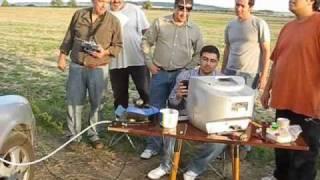 preview picture of video 'Perales del Rio 2008-10-19 (Tarde)'