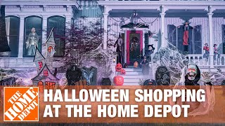 Outdoor Halloween Decoration Shopping | The Home Depot