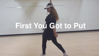 UDC   First You Got To Put - Dj Pimp   Lexie Ilag Choreography