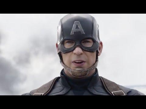 Captain America: Civil War (TV Spot 'Team Cap')
