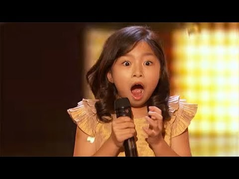 Celine Tam - SEMUA Pertunjukan America's Got Talent 2017
