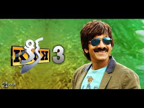 Kick 3 Official Teluga Trailer Ravi Teja movie trailer