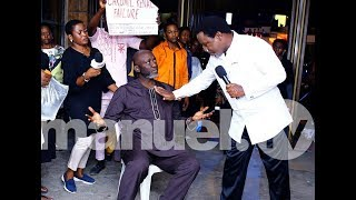 SCOAN 29/07/18: Prophecy Time & Deliverance with TB Joshua   Live Sunday Service