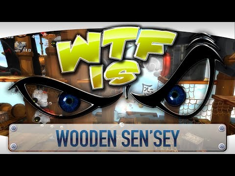 Wooden Sen'SeY PC