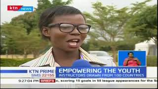 TVET instructors meet youth in Ruiru