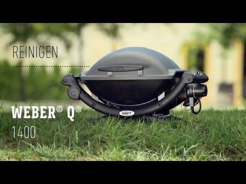 Weber Elektrogrill Q : Weber q stand titan ab u ac im preisvergleich kaufen