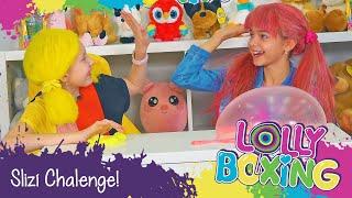 Lollyboxing 46 - Slizí Challenge!