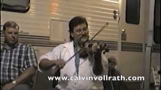 preview picture of video 'Calvin Vollrath plays 'Heritage Mountain Hornpipe' & 'Keith's Hill''
