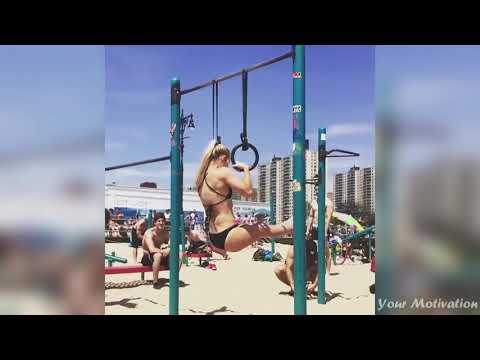 Для поднятия настроения))   модель Gina Marie   фитнес мотивация 1
