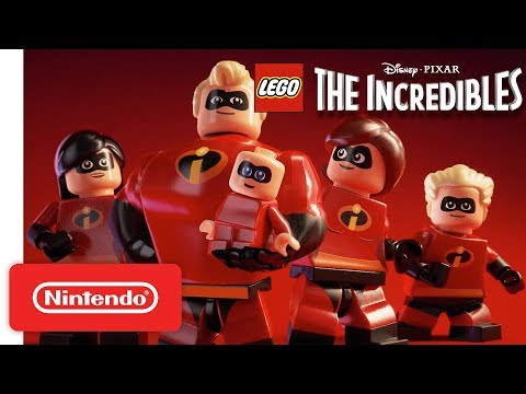 Trailer - LEGO Les Indestructibles