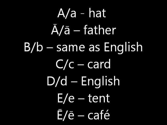 Learn Latin Pronunciation 39