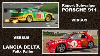 preview picture of video 'Felix Pailer vs Rupert Schwaiger (Bergrallye)'