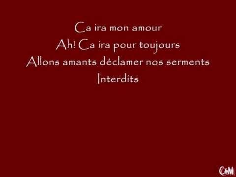 CA TÉLÉCHARGER IRA AMOUR MP3 MON 1789