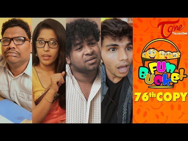 Fun Bucket – 76th Episode – 11th March 2017 | Mahesh, Vishnu Priya, Harsha
