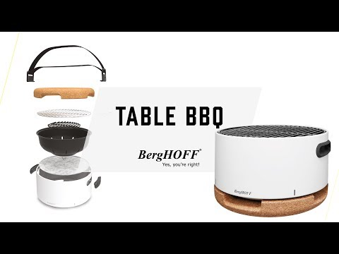BergHOFF Studio Lijn tafelbarbecue