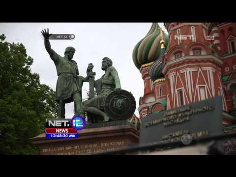 Video Surga Liburan Sehari di Moscow - NET12